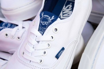 Vans x Brothers Marshall collection