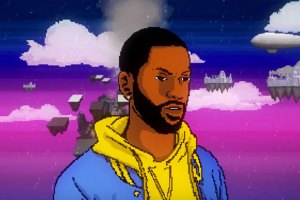 Big Sean - Jump Out The Window (Video)
