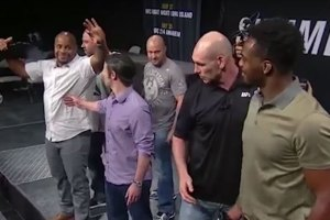 Daniel Cormier vs Jon Jones Rematch