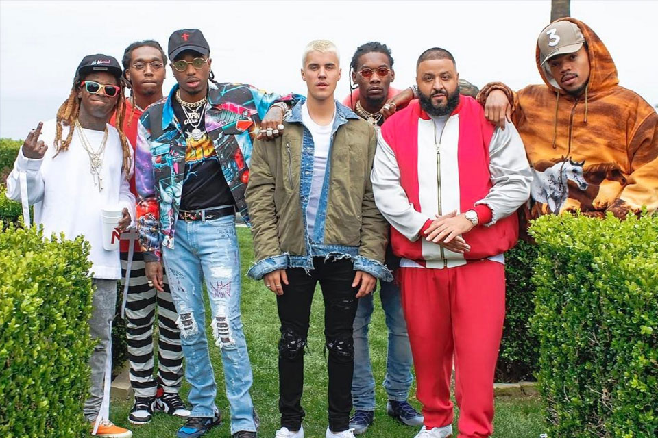 DJ Khaled scores first number one on Billboard Hot 100