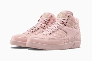 Just Don x Air Jordan 2 Arctic Orange