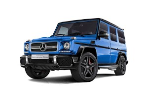 Mercedes-AMG G63 50th Anniversary