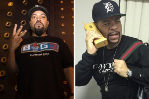 Ice Cube and Ice-T