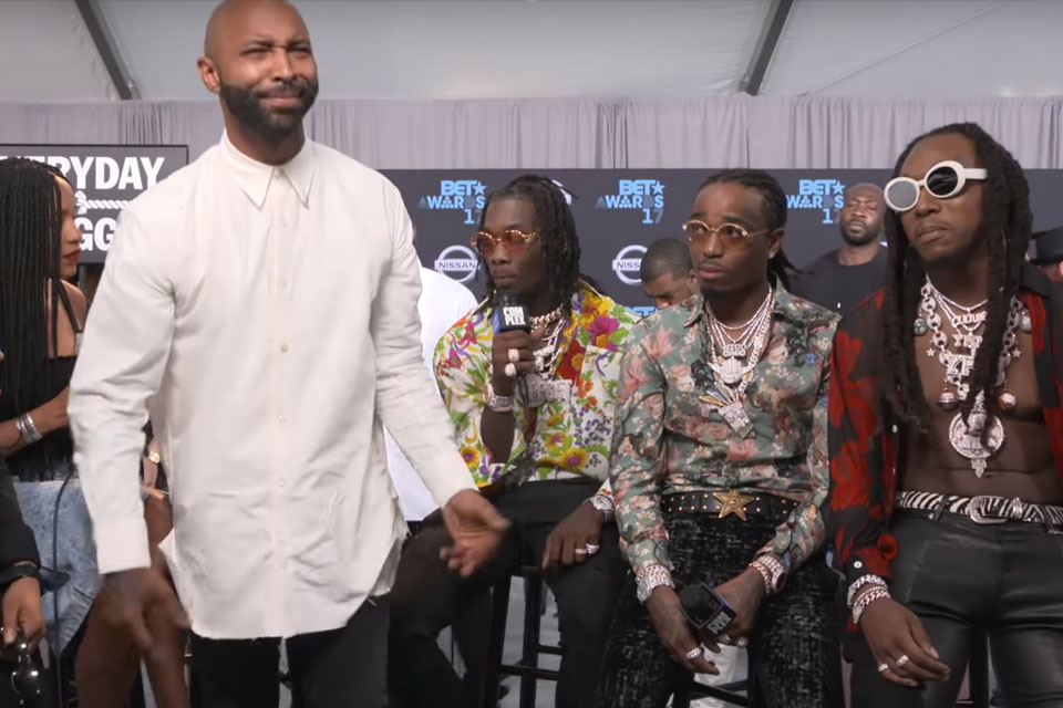 Migos Nearly Come to Blows With Joe Budden