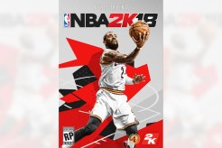 Kyrie Irving NBA 2K18