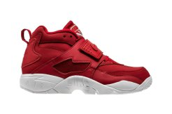 Nike Air Diamond Turf red white