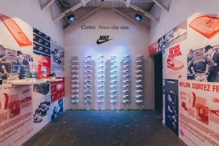 Nike Cortez Since Day One 45th Anniversary Los Angeles
