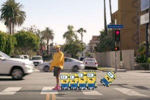 Pharrell Williams - Yellow Light Video