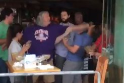 Rob and Rex Ryan bar fight