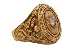 Babe Ruth's 1927 World Series Ring