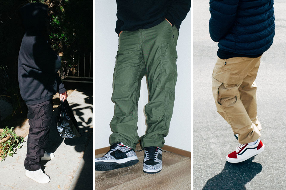 Undefeated Made In Japan Cargo Pants