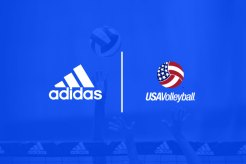 Adidas x USA Volleyball