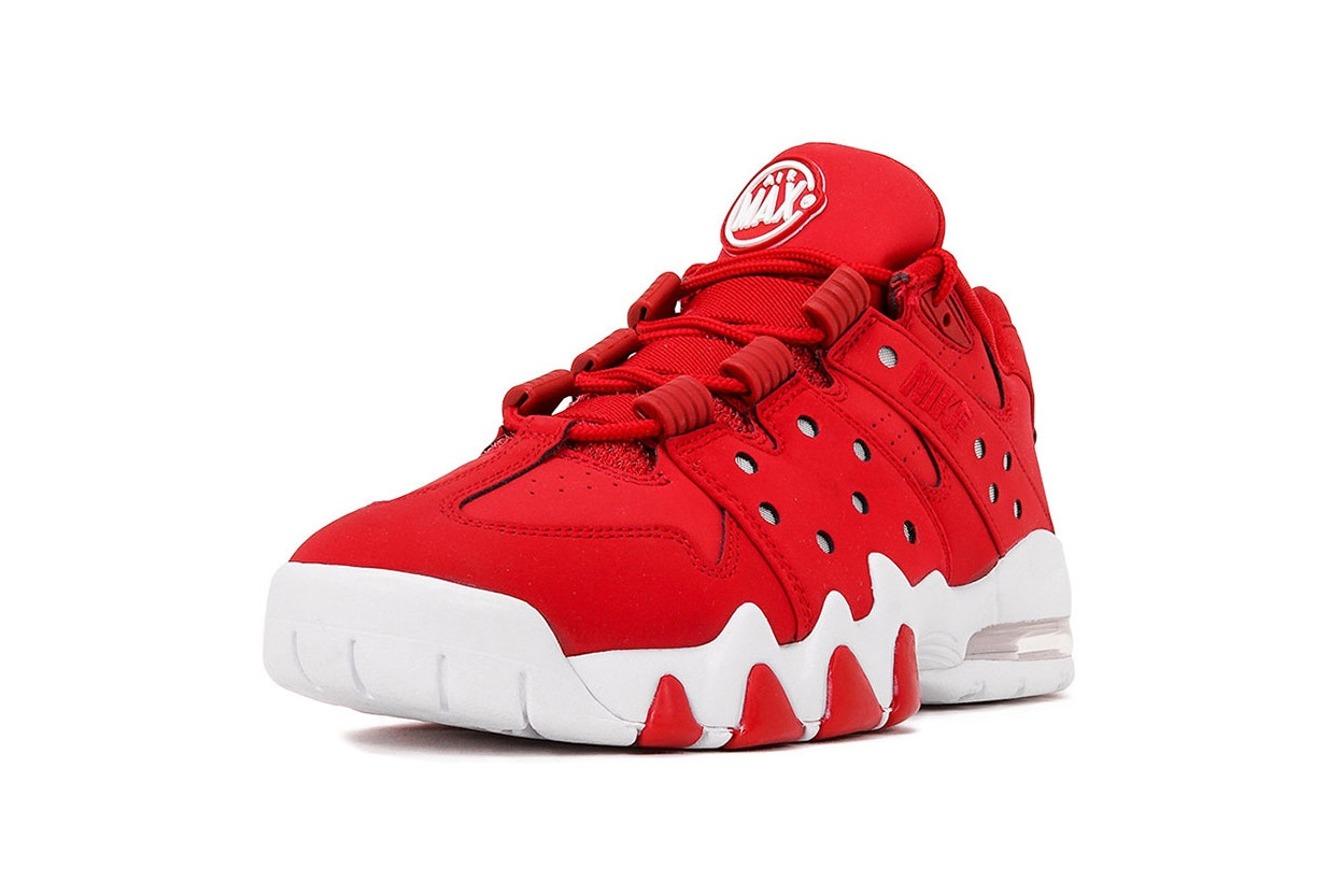 finest selection 88ad8 9b25f Nike Air Max2 CB 94 Low Gym Red