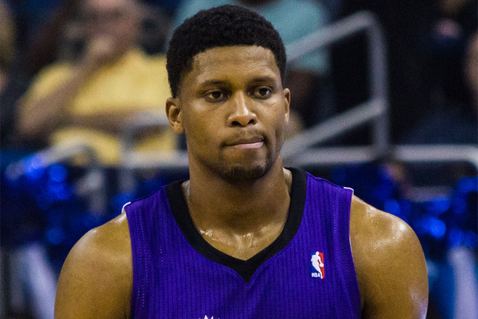 Spurs sign veteran forward Rudy Gay