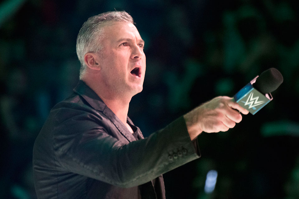 Helicopter Carrying WWE's Shane McMahon Went Down in NYC