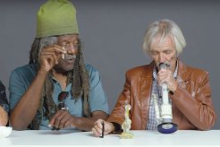 Watch Grandpas Smoke Weed For The First Time (Video)