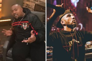 Timbaland and Swizz Beatz