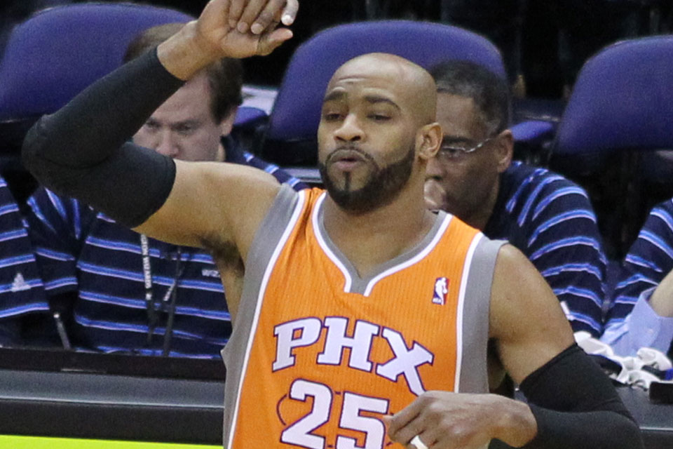 Vince Carter joins Sacramento Kings on one-year deal