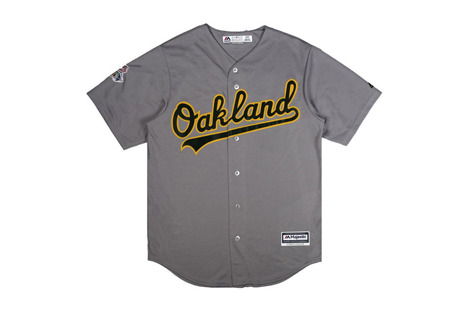 wholesale dealer 90a2a 96440 G-Eazy Teams Up With Oakland A's For Limited Capsule