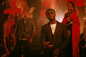 Gucci Mane Chris Brown Tone It Down Video