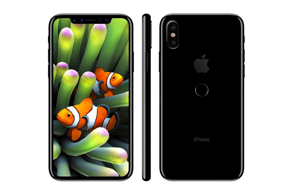 iPhone 8 With Rear Touch ID
