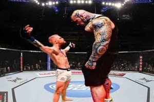 Top 10 Biggest MMA Fighters of All-Time