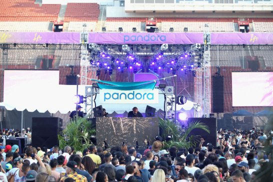 Pandora Sounds Like You: Summer