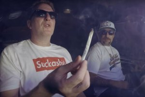 Michael Rapaport in The Smokebox