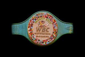WBC Money Belt Mayweather-McGregor Fight