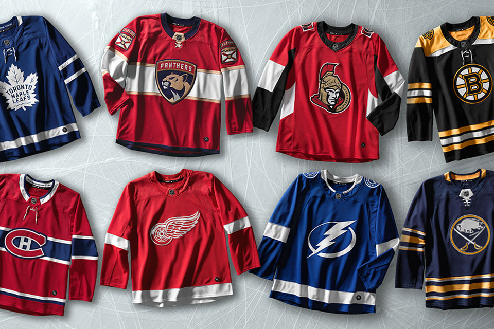 super popular 92988 a5572 Adidas x NHL Adizero Authentic Pro Jerseys Dropping This Month