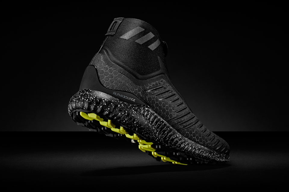 finest selection 5d6a5 59200 Adidas Introduces the All-New AlphaBounce Zip