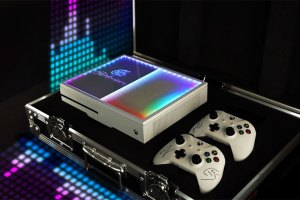 The Chainsmokers Create Custom Xbox One S Console