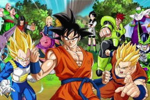 History of Dragon Ball