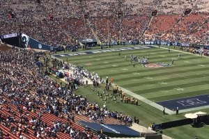 The Internet Roasts Los Angeles Rams Over Attendance in NFL Opener