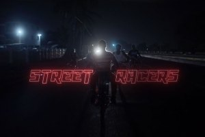 Street Racers in the Dominican Republic