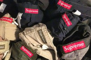 BRENTS Sportswear Supreme sale