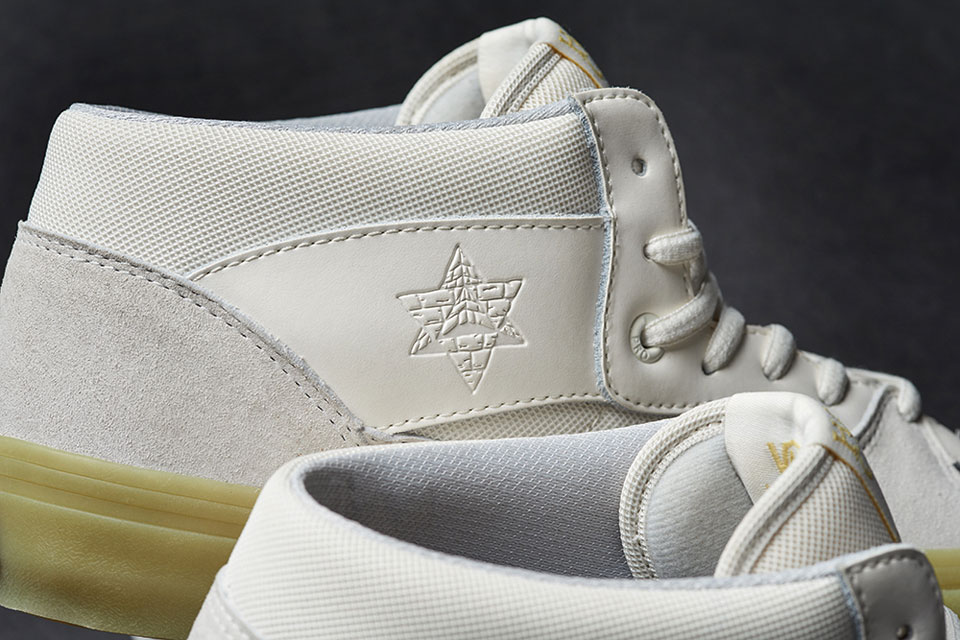 d2f9bac36ed85b Pyramid Country x Vans Created Limited Glow-in-the-Dark Half Cab Pro