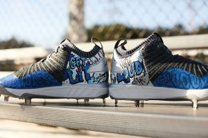 World Series Custom Adidas Cleats