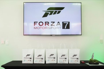 XBOX x Tanner Foust Forza Motorsport 7 Launch