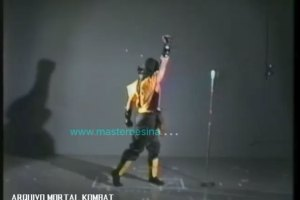 Motion-Capture Footage Mortal Kombat