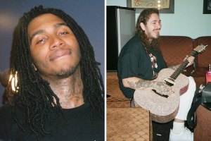Lil B and Post Malone