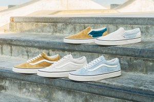 Vans Classic Fuzzy Suede Pack