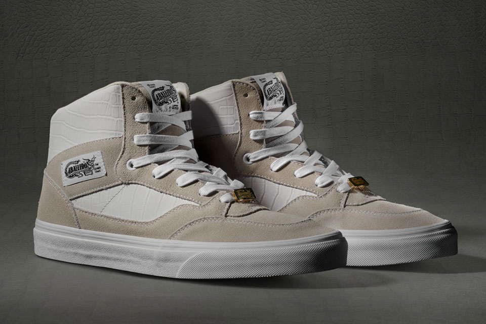 Vans builds on the legacy of it s first ever signature shoe 1a2c7fa4e