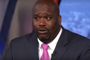 Watch Shaq Take on The One Chip Challenge