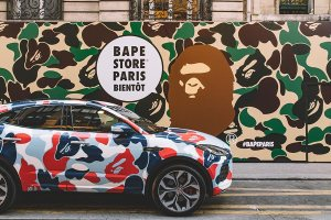 BAPE Paris