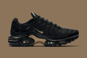 Nike black gold pack