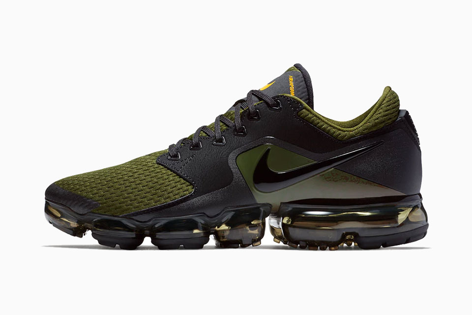 Nike Air VaporMax CS Olive Black