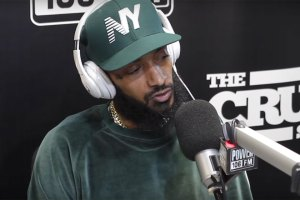 Nipsey Hussle interview Power 106