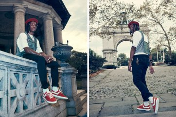 Joey Bada$$ x Pony Pro Era Collection