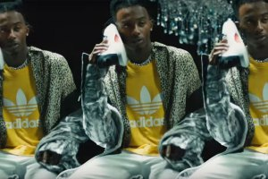 Playboi Carti for Adidas Originals